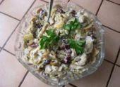 Готовим очень вкусный постный салат рецепт