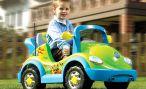 Выбираем электромобиль для детей от года