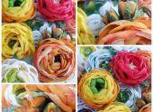 Цветочный аксессуар