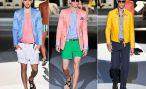Пляжный дресс-код для мужчин.