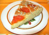 Вкусный и полезный пирог