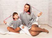 Как остаться модной мамой