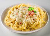 Рецепт — макароны с сыром