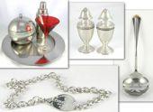 Изделия из серебра для всех возрастов