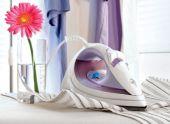 Как гладить постельное белье