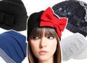 Модные головные уборы весна-лето 2014