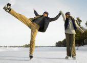 Какие открытые катки будут работать зимой в Москве