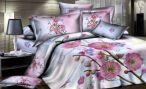 Комплекты постельного белья 3D сатин — практично, стильно и безумно красиво