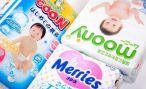 Японские подгузники завоевывают сердца мам