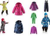 Финская одежда Рейма для детей