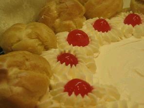 Торт «Сент – Оноре». Рецепт