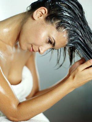 Маски против выпадения и для роста волос.