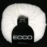 Пряжа для вязания Atelier Zitron ЕССО белая