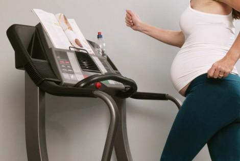 Спорт во время беременности