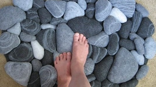 Что можно сделать из камушков своими руками