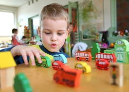 Почему ребенка нужно отдавать в детский сад