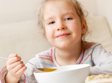 Питание малышей до трех лет