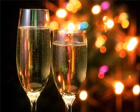 какое шампанское выбрать для встречи нового года 2014
