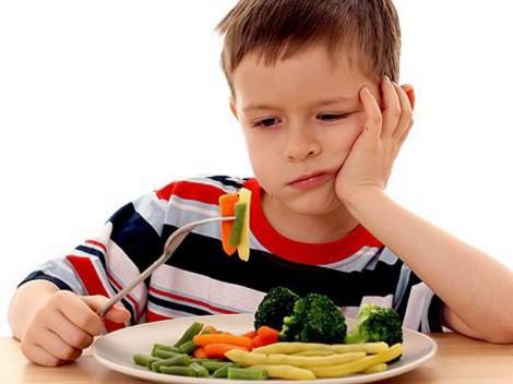 что делать, если ребенок не хочет есть в садике