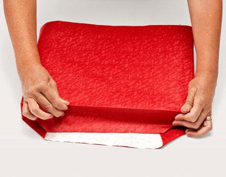мастер класс упаковки подарка