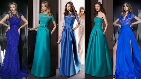 цвет платья на новый год 2014