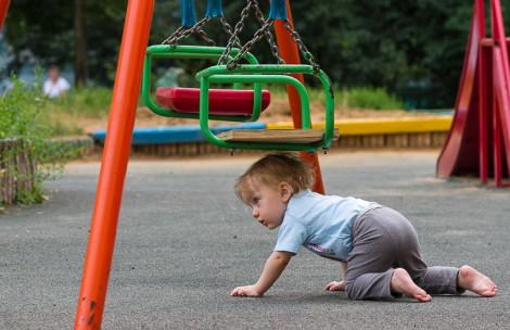 как правильно гулять с детьми