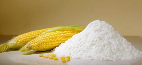 кукурузный крахмал как натуральное чистящее средство