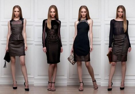 модные платья 2014 года