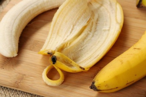 применение кожуры бананов