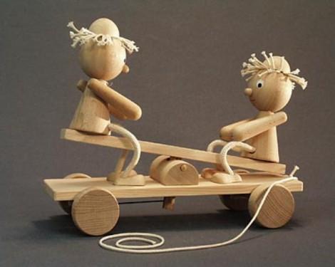 деревянные игрушки лучше
