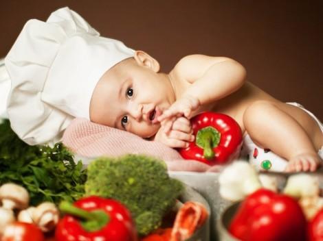 как приучить ребенка кушать зелень