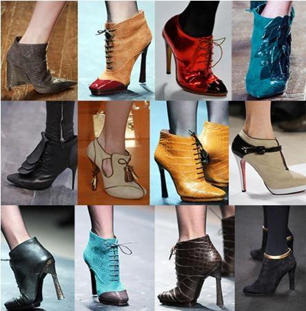 обувь мода 2014