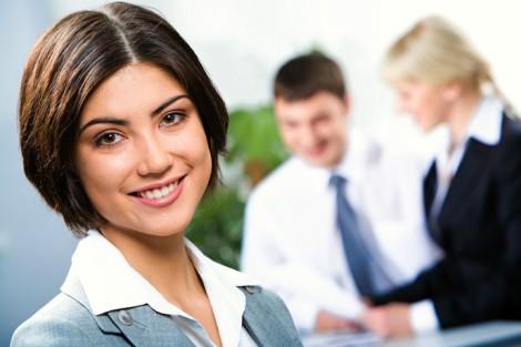 улыбка в бизнес этикете