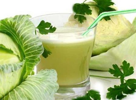капустный сок для очищения организма