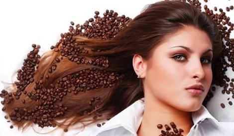 польза кофейной гущи для волос
