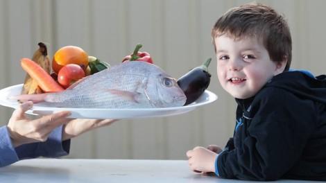рыба снизит риск развития аллергии у ребенка