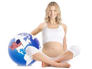где рожать в Америке
