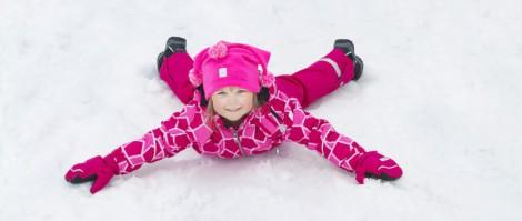 Хорошая циркуляция воздуха полезна для малышей при занятии спортом