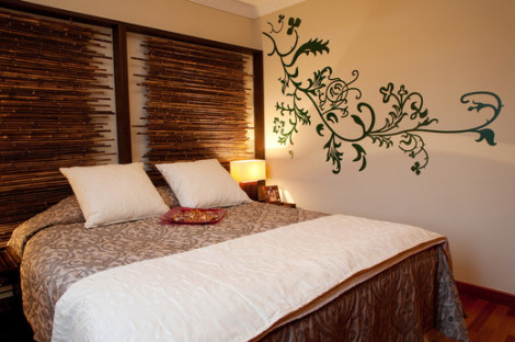бамбуковые изголовья