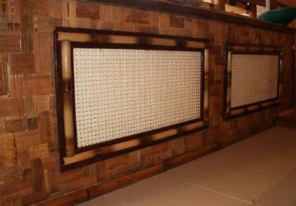 бамбуковые панели для батарей